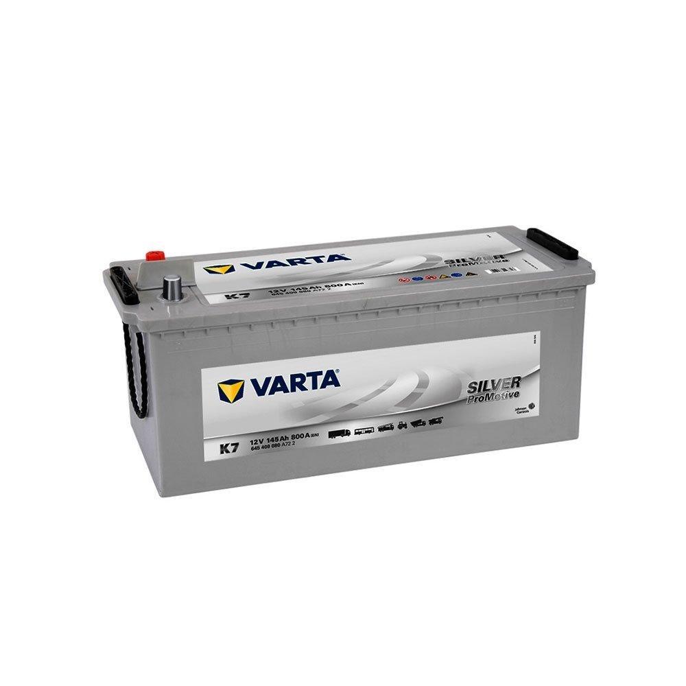 VARTA 6СТ-145 Promotive Silver K7 (645400080) Грузовой аккумулятор