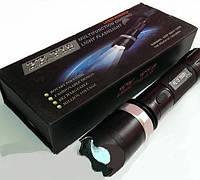 Электрошокер с фокусировкой луч-стробоскоп-зум (20000W), Шокер-фонарик,фонари, комплектующее,светотехника