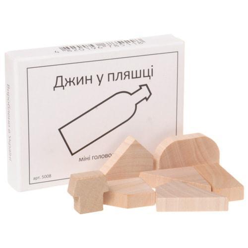 Джин в бутылке Мини головоломка ЗАМОРОЧКА