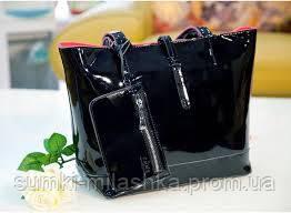 Лакированые сумки купить украина
