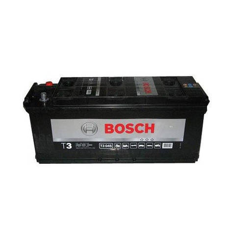 Bosch 6СТ-135 Аз 0 092 T30 450 Грузовой аккумулятор, фото 2