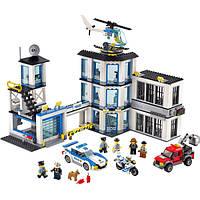 Детский конструктор Lego Police Station 60141