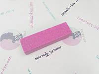 Бафик Global Fashion розовый 080 grit