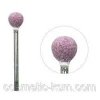 Насадка Камень керамическая Шар №04 розовая