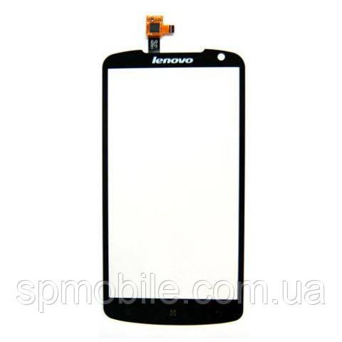 Touch screen Lenovo S920 чёрный