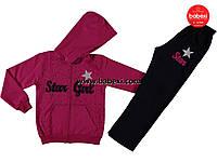 Костюм спортивный  для девочек 10-11, 11-12 лет. Турция. Детская одежда осень-весна.