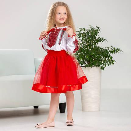 Дитяча пишна  спідниця для дівчинки, фото 2