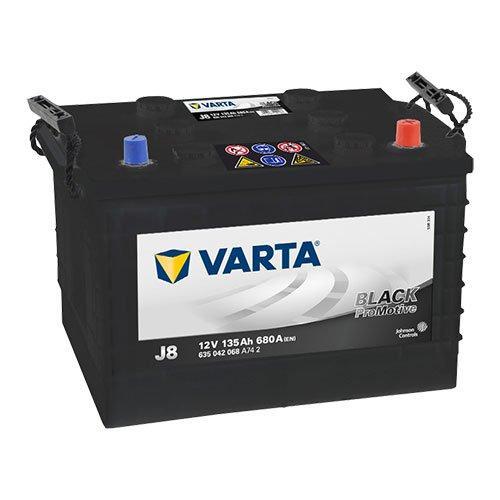 VARTA 6СТ-135 Black ProMotive (635 042 068) Грузовой аккумулятор