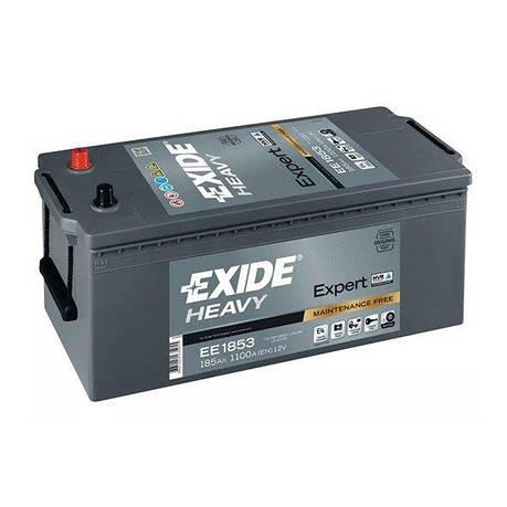 EXIDE 6СТ-185 Аз EXPERT HVRL EE1853 Грузовой аккумулятор, фото 2