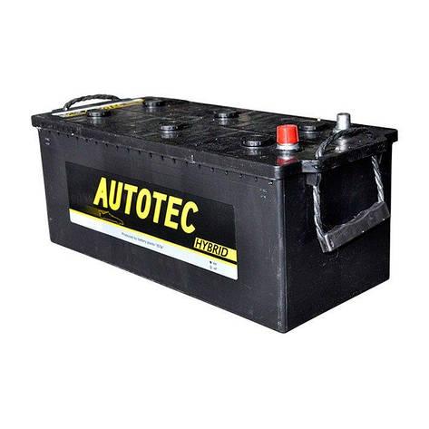 AUTOTEC 6СТ-190 Аз (690 99 02) Грузовой аккумулятор, фото 2