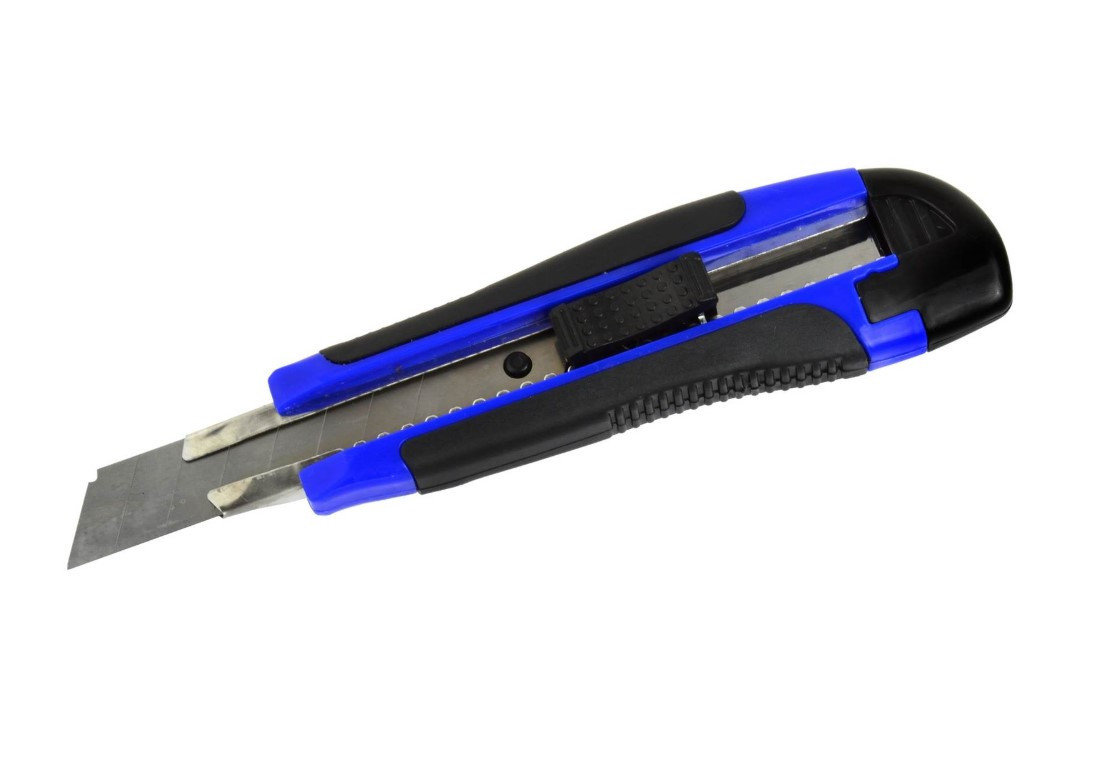 Нож с лезвиями 100x18x0.5 GEKO G01841