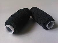 Нитка-резинка черная
