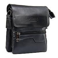 Мужская сумка-планшет кожаный клапан DR.BOND опт/розница, фото 1