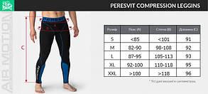 Компрессионные штаны Peresvit Immortal 2.0 Dark Marine MMA Leggings, фото 2