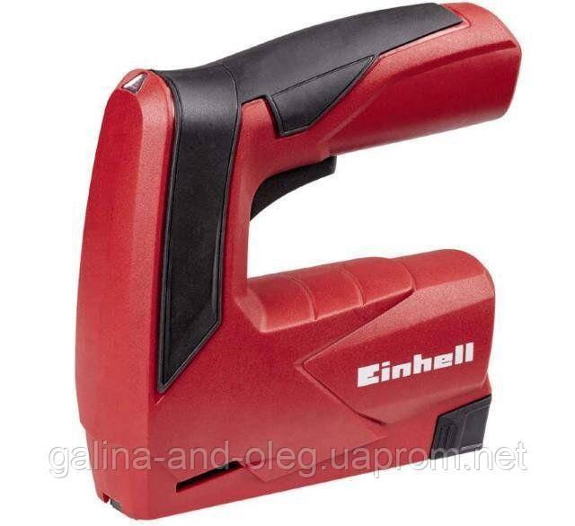 Степлер аккумуляторный Einhell - TC-CT 3,6 Li Classic