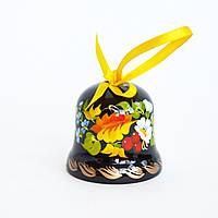 Украинский сувенир. Колокольчик деревянный. Целебная сила