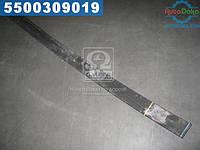 ⭐⭐⭐⭐⭐ Лист рессоры №2 п/п 1616 мм (производство  МРЗ)  8378-2912102-002