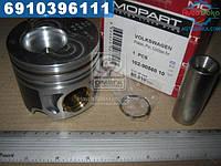 ⭐⭐⭐⭐⭐ Поршень VAG 80,01 1,9TDi AJM/ATJ/AUY 1-2 цилиндра (производство  Mopart)  102-90560 10