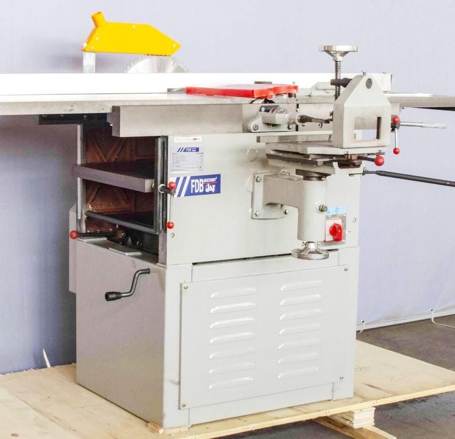 Комбинированный станок FDB Maschinen MLQ400M (827617)