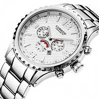 Мужские часы Curren H-M white