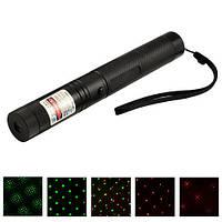 Фонарь-лазер LG-004GR, 3 режима, (зел, красн, зв.небо),фонари, комплектующее,светотехника и аксессуары,