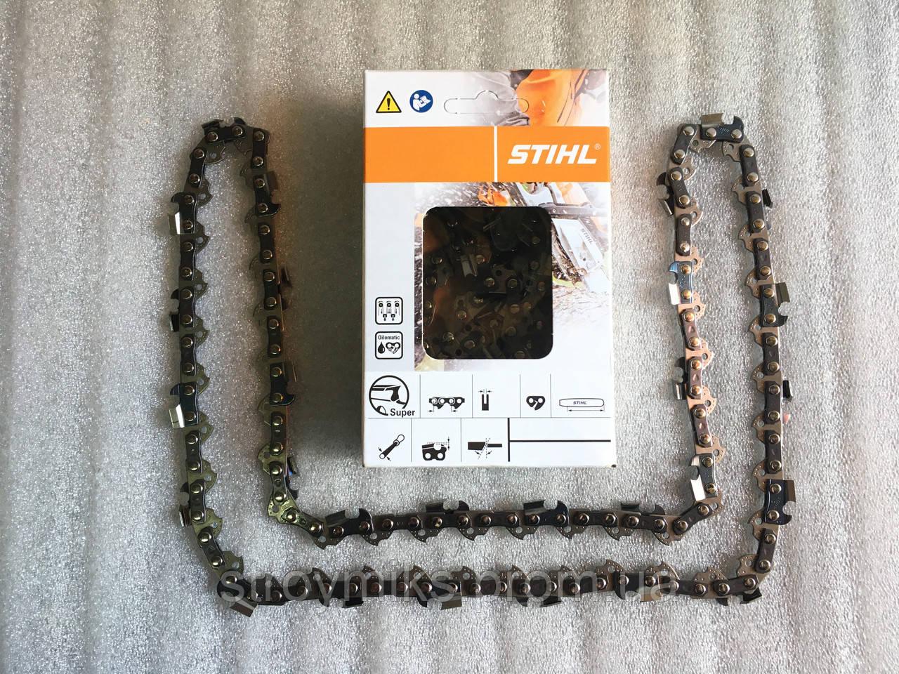Цепь STIHL 63PS  56 звеньев 3/8,1,3 мм (оригинал)