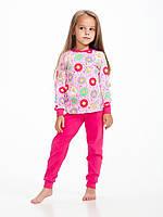 Пижама для девочки Смил, арт. 104301, возраст от 2 до 7 лет