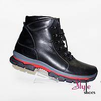 Зимові чоловічі черевики в стилі дезерт