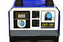 Плазморез промышленный MAGNITEK CUT-100 CNC 100% КПД (380V IGBT), фото 3