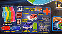 Конструктор Гоночная трасса Magic Tracks 348 деталей, 2 машинки на р/у, мосты, фото 3