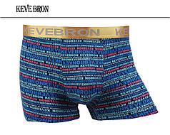 Чоловічі труси-боксери KEVEBRON (XL-4XL) Арт.KV09008