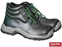 Ботинки рабочие на меху REIS BRGRENLAND BCZ  мет носок р. 44 черный