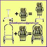 Кресло для терапии детей с ДЦП Vermeiren Ogi Therapeutic Chair for Children, фото 2