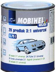 Грунтовка автомобильная Mobihel 2К 3:1 0,75 л + отвердитель 700 0,25л