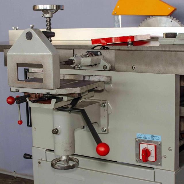 Комбинированный станок FDB Maschinen MLQ400M