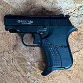 Ekol Volga стартовый пистолет, черного цвета