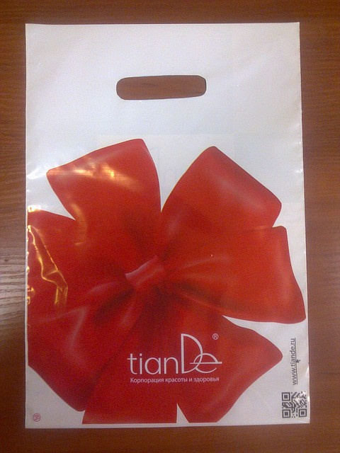 Пакет банан TianDe