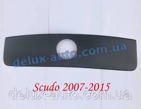Зимняя решетка глянец на Fiat Scudo 2007-2015 гг.