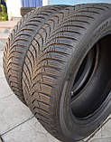 Шины б/у 205/55 R16 Hankook Winter i*Cept RS2, ЗИМА, 6 мм, 2017 г., пара, фото 5