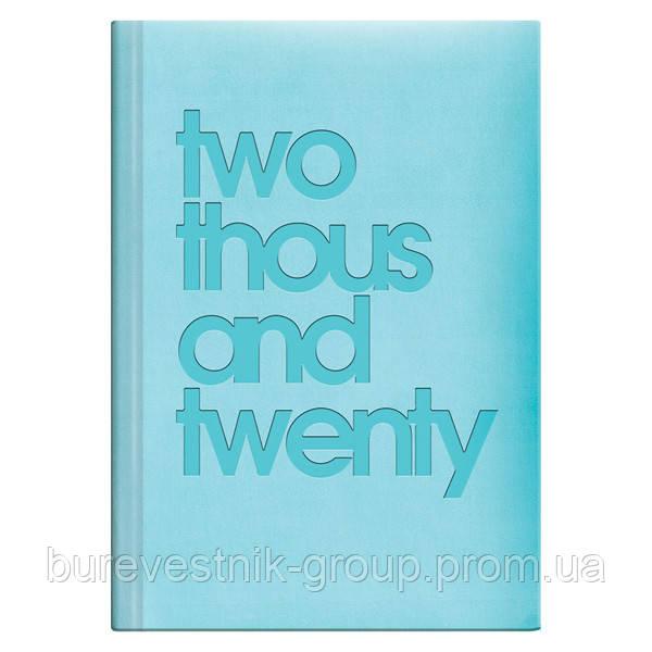 """Ежедневник датированный на 2020 год, Brunnen """" Torino Trend"""" (73-795 38 133)"""