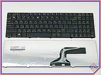 Клавиатура для ASUS K53E, K54H, X54H, X55 ( RU black ).
