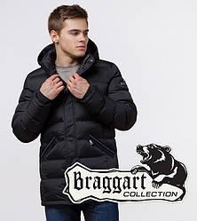 Braggart Aggressive 13542   Зимняя куртка для мужчин черная