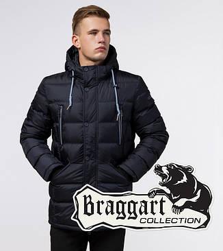 Braggart Aggressive 11726   Куртка на зиму темно-синяя, фото 2