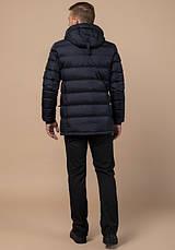 Braggart Aggressive 11726   Куртка на зиму темно-синяя, фото 3