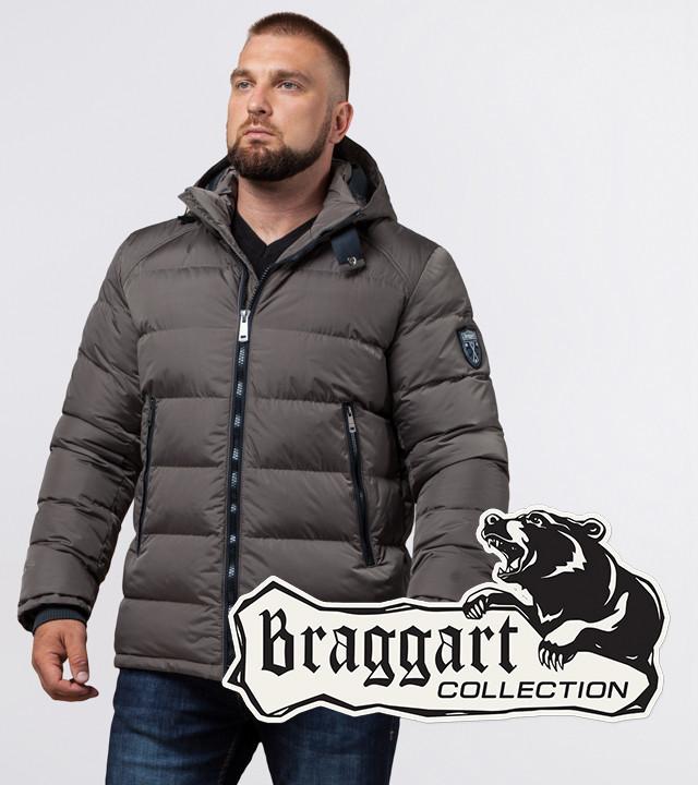 Braggart Aggressive 32540 | Зимняя мужская куртка сафари