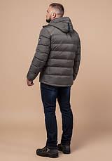 Braggart Aggressive 32540 | Зимняя мужская куртка сафари, фото 3