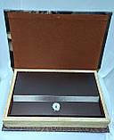 Книга-сейф шкатулка на ключике, Наука побеждать, фото 4