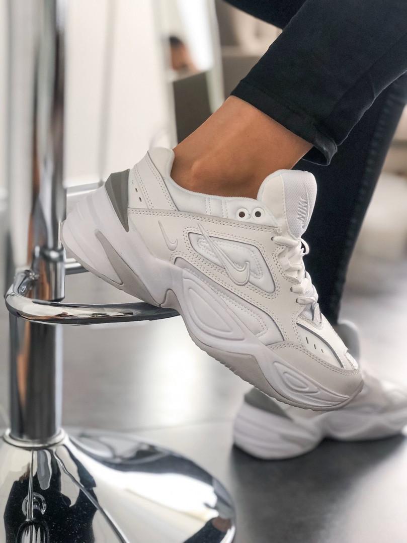 Мужские и женские кроссовки Nike M2K Tekno White