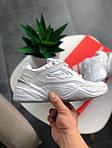Мужские и женские кроссовки Nike M2K Tekno White, фото 3