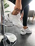 Мужские и женские кроссовки Nike M2K Tekno White, фото 4